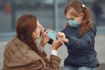 Coronavirus en niños: Incluyeron un nuevo síntoma