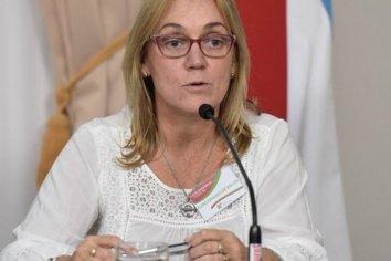 """Carina Reh: """"Todavía no se puede declarar circulación comunitaria en Paraná"""""""