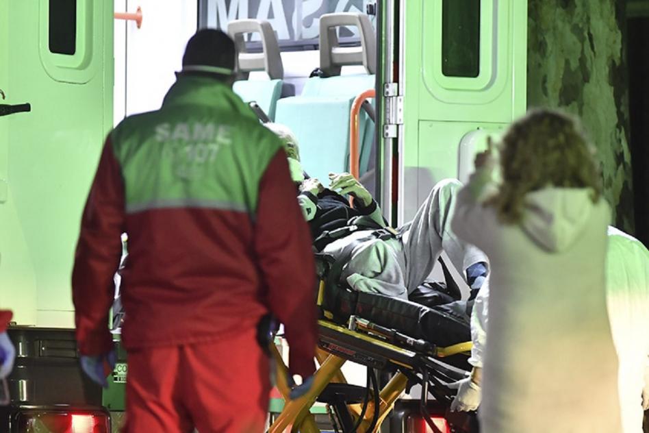 Brote En Un Geriatrico De Buenos Aires Trasladaron A 20 Pacientes