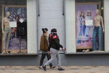 Las ventas minoristas cayeron 27,7% en Julio