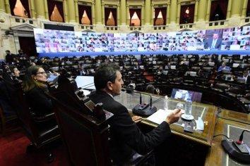 Diputados tratará la ampliación del presupuesto