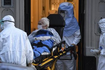 Suman 541 los fallecidos por Coronavirus en Argentina