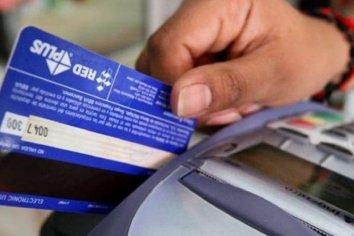 La tasa de financiación con tarjeta subió al 132%