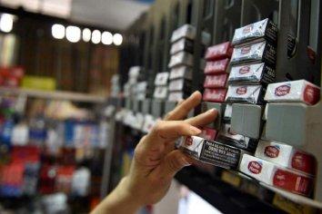 La AFIP autoriza la importación de cigarrillos para evitar el desabastecimiento