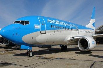 Aerolíneas Argentinas dio a conocer cuándo vuelven los vuelos