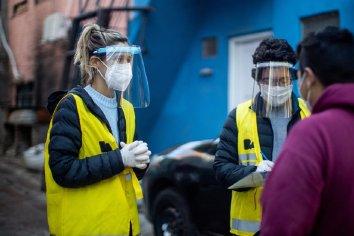 Confirman 30 muertos y 1386 nuevos contagios de COVID 19 en Argentina