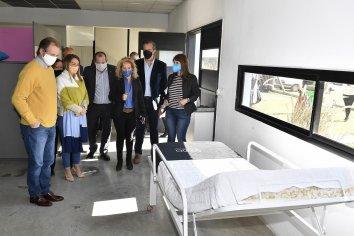 El Consejo Empresario donó a la provincia 60 camas para hospitales entrerrianos