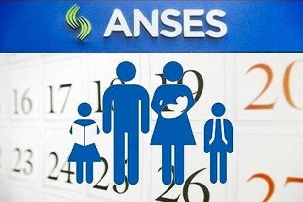 Anses elaboró cronograma de pago con la AUH y se abonarán en conjunto