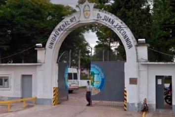 """""""No se trasladaron presos al correo para cobrar el Ingreso Familiar de Emergencia"""", sostuvo el Director de la UP N° 1"""