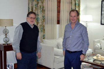 Valoran el apoyo del gobierno provincial a los municipios en el marco de la pandemia