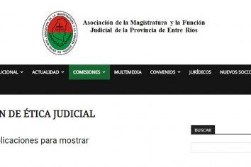 OTRA ROSCA JUDICIAL