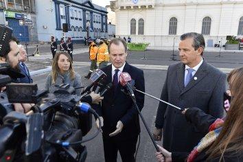 """Bordet afirmó que en la provincia se habilitarán nuevas actividades """"con mucha responsabilidad"""""""