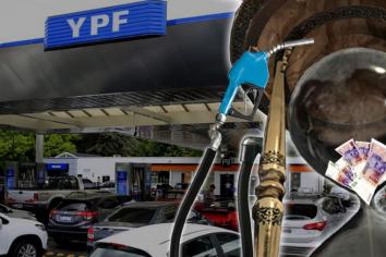 Naftas y Gasoil: YPF aplica un incremento de 3.5%