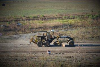 Vialidad Nacional reactivó la transformación en autopista de la Ruta 18