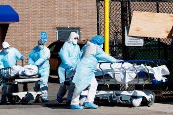 Informaron 13 nuevos fallecimientos y la cifra asciende a 1.787