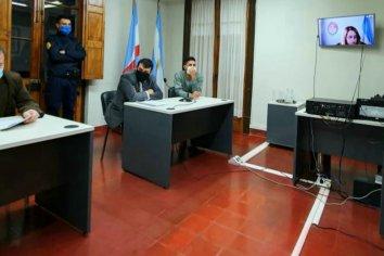Mediante videoconferencia, un hombre fue condenado a cuatro años de prisión