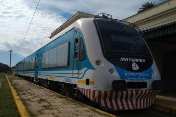 Con presencia del Gobernador Bordet el lunes vuelve a funcionar el tren que une Paraná con Colonia Avellaneda