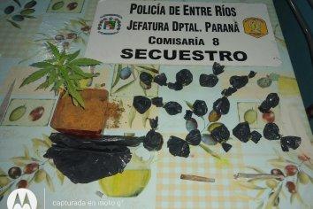 Allanamientos en Barrio El Morro