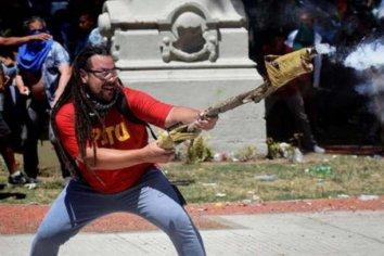 """Detuvieron en Uruguay al """"hombre del mortero"""""""