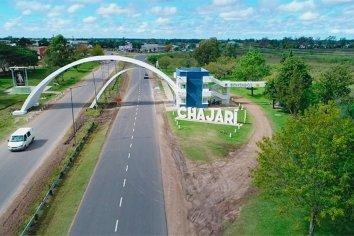 Declararon a Chajarí como zona de transmisión por conglomerado