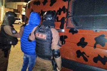 Lograron detener a un joven con pedido de captura
