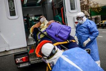 Confirmaron 11 muertes en 24 hs. y 637 nuevos contagios de COVID 19 en el país