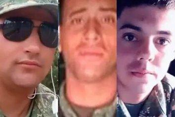 Hallaron a tres infantes de la Marina asesinados en un puesto de guardia de Montevideo