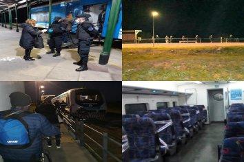 Se reanudó el servicio el tren que une Paraná con Colonia Avellaneda