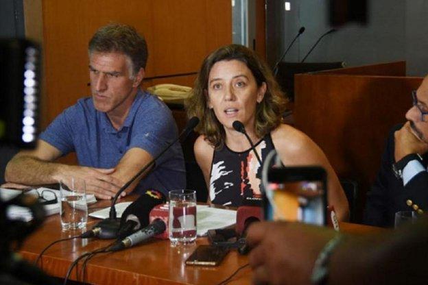 """Cecilia Goyeneche """"sigue teniendo poder de mando"""" sobre los fiscales Aramberri y Yedro en la causa contratos de la Legislatura"""
