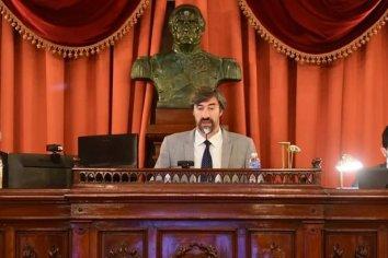 """Durante el gobierno de Macri """"no funcionaba el Estado de derecho"""", sostuvo Ángel Giano"""