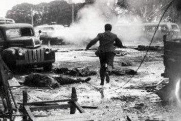 Recuerdo y homenaje en un nuevo aniversario del bombardeo a Plaza de Mayo