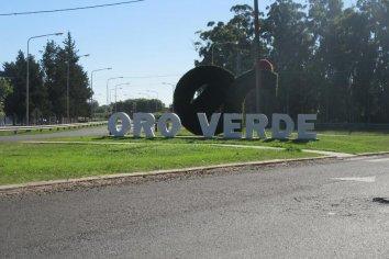 El municipio de Oro Verde permanecerá cerrado desde el 14 al 18 de Junio