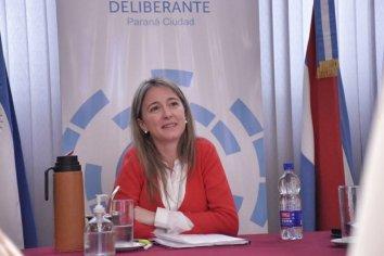 Andrea Zoff figuraba en los padrones como afiliada del PRO