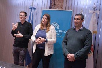 El Concejo Deliberante capacitó a estudiantes en abordaje de conflictos y conversaciones saludables
