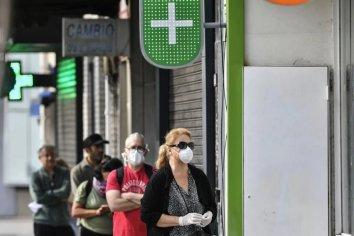 Confirmaron 209 muertos y 6.899 nuevos contagios durante este viernes