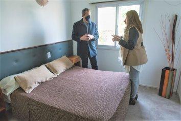 Contrataron hoteles para alojar a personas que deban cumplir aislamiento