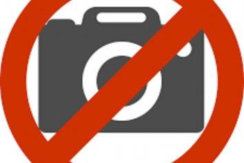 Piden no publicar imagenes de una persona con problemas de salud