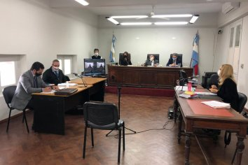 Jornada de alegatos en los Tribunales de Concordia