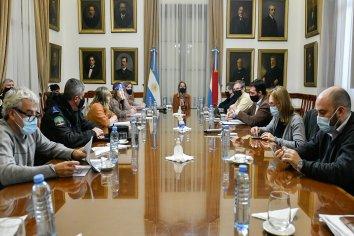 El gabinete entrerriano y el COES analizaron la situación sanitaria de Entre Ríos