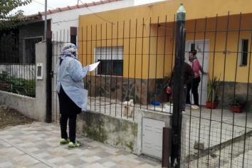 Se detectaron tres casos positivos de coronavirus tras los controles casa por casa en Paraná
