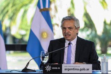 """Alberto Fernández afirmó que """"es canallesco"""" sembrar dudas sobre la muerte de Fabián Gutiérrez"""