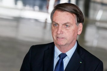 Jair Bolsonaro tiene síntomas de coronavirus y se hizo un nuevo test