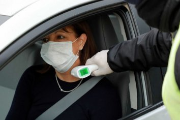 Santa Fe: El último paciente positivo en coronavirus pidió ser trasladado por hostigamiento