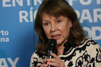 Blanca Osuna destacó la modificación del proyecto de la movilidad jubilatoria