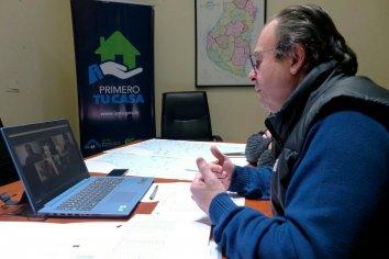 Evaluaron la política habitacional para pequeñas comunidades rurales