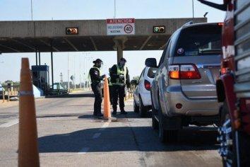 Durante los controles en el Túnel Subfluvial lado Santa Fe hicieron regresar 7 personas