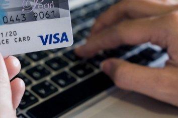 El consumo con tarjetas de crédito creció un 43% en el último mes de cuarentena