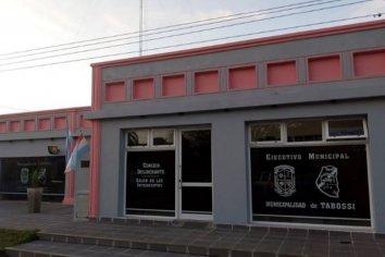 Robo a la Municipalidad de Tabossi: una renuncia y fuerte escándalo