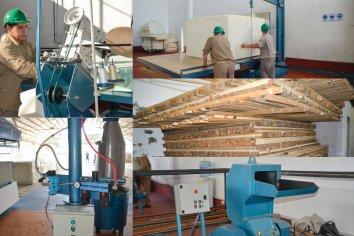 Buscan reactivar la fábrica de colchones que funcionaba en la Unidad Penal N° 1