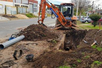 El municipio presenta denuncia penal contra vecino que rompió cañería principal de agua